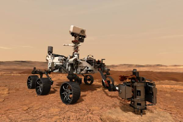LOOKING FOR LIFE ON MARS