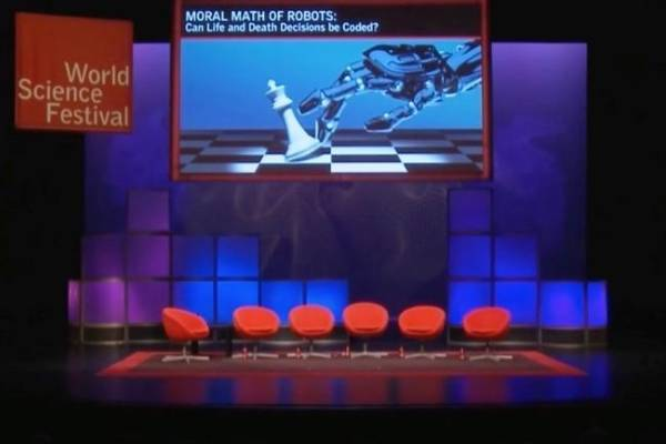 Moral Math of Robots: Can Life and Death Decisions Be Coded?